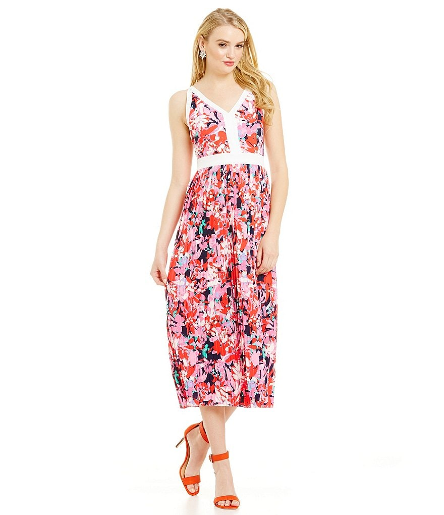 Katherine Kelly Quinn Floral Maxi Dress