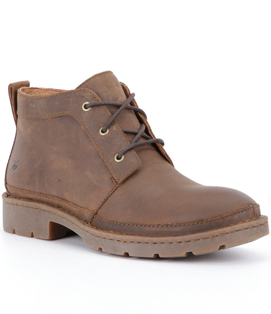 Born Melick Men´s Lace Up Chukka Boots