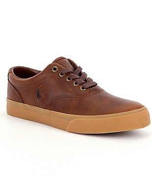 Polo Ralph Lauren Men´s Vaughn Leather Sneakers