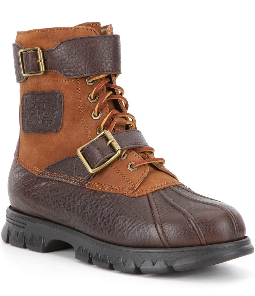 Polo Ralph Lauren Men´s Drax Lace-Up Boots