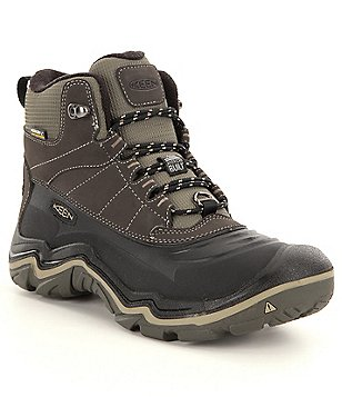 Keen Men´s Durand Polar Shell Waterproof Cold-Weather Boots