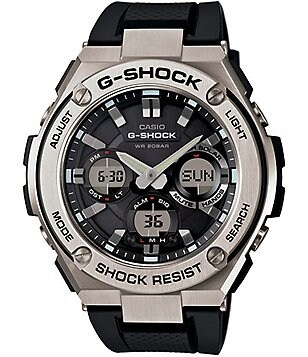 G-Shock G-Steel Multifunction Ana-Digi Watch