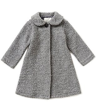 Copper Key Little Girls 2T-6X Tweed Jacket