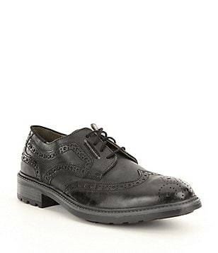 Josef Seibel Oscar 19 Lace Up Wing Tip Men´s Oxfords