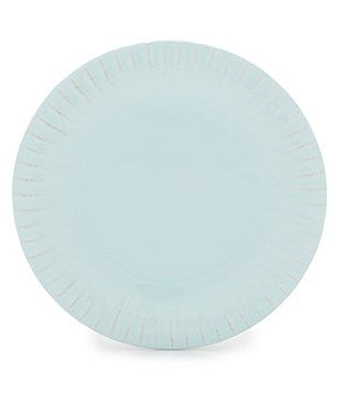 Costa Nova Village Collection Ribbed Accent Salad Plate