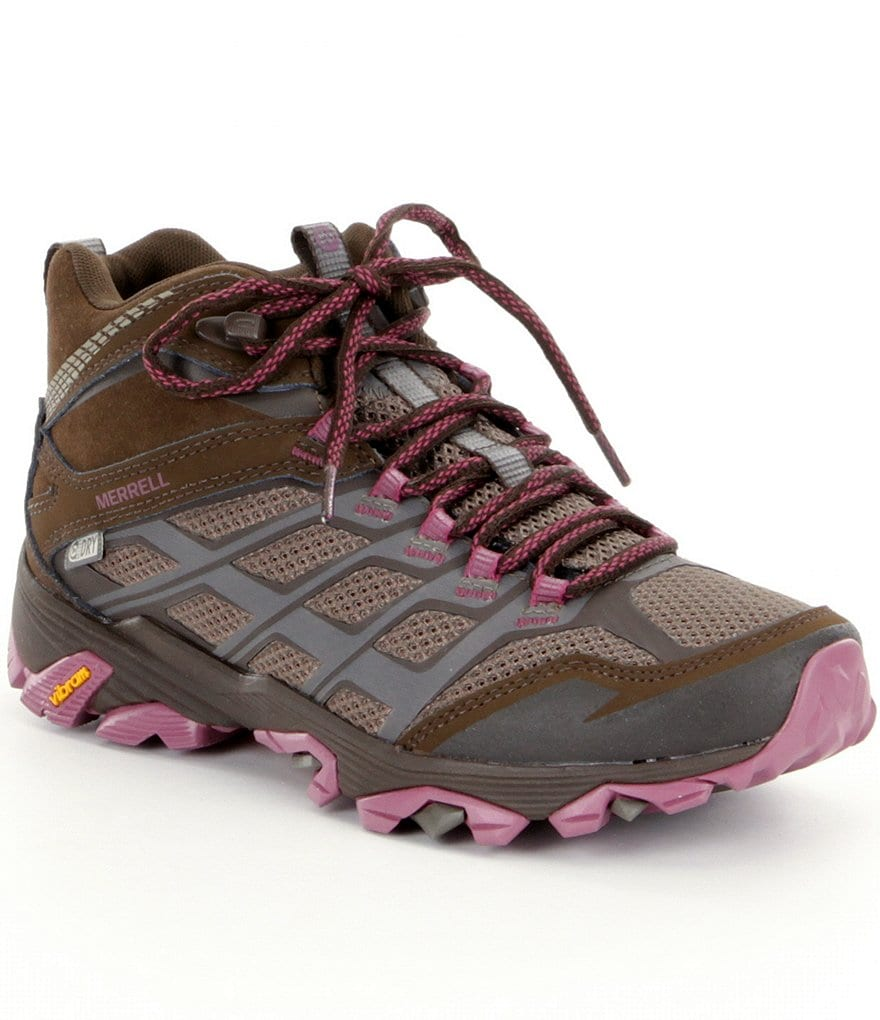 Merrell Moab FST Waterproof Hiking Booties