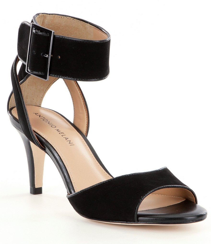 Antonio Melani Skylah Ankle Strap Dress Sandals