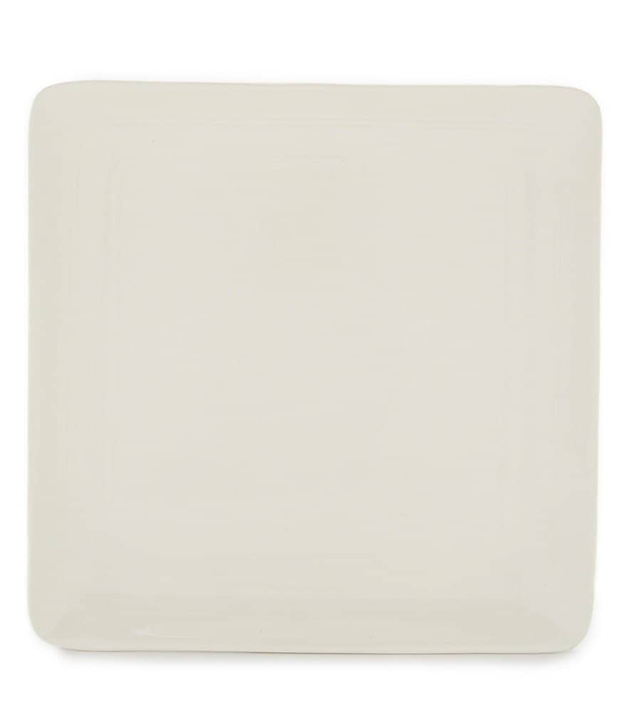 Noble Excellence Soho Glazed Stoneware Square Platter