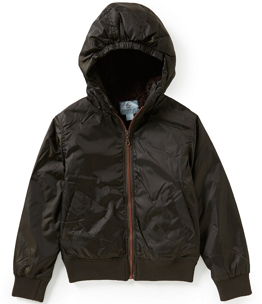 Class Club Big Boys 8-20 Windbreaker Jacket