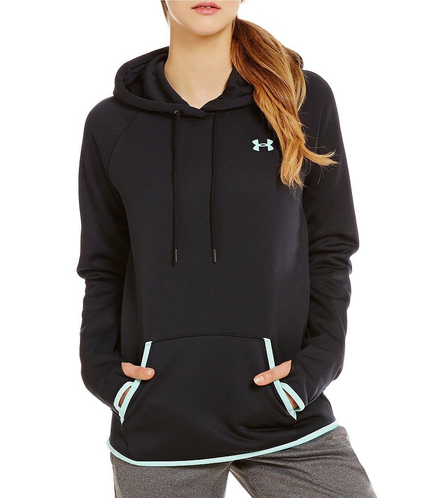 Under Armour Storm Armour Fleece Solid Icon Hoodie