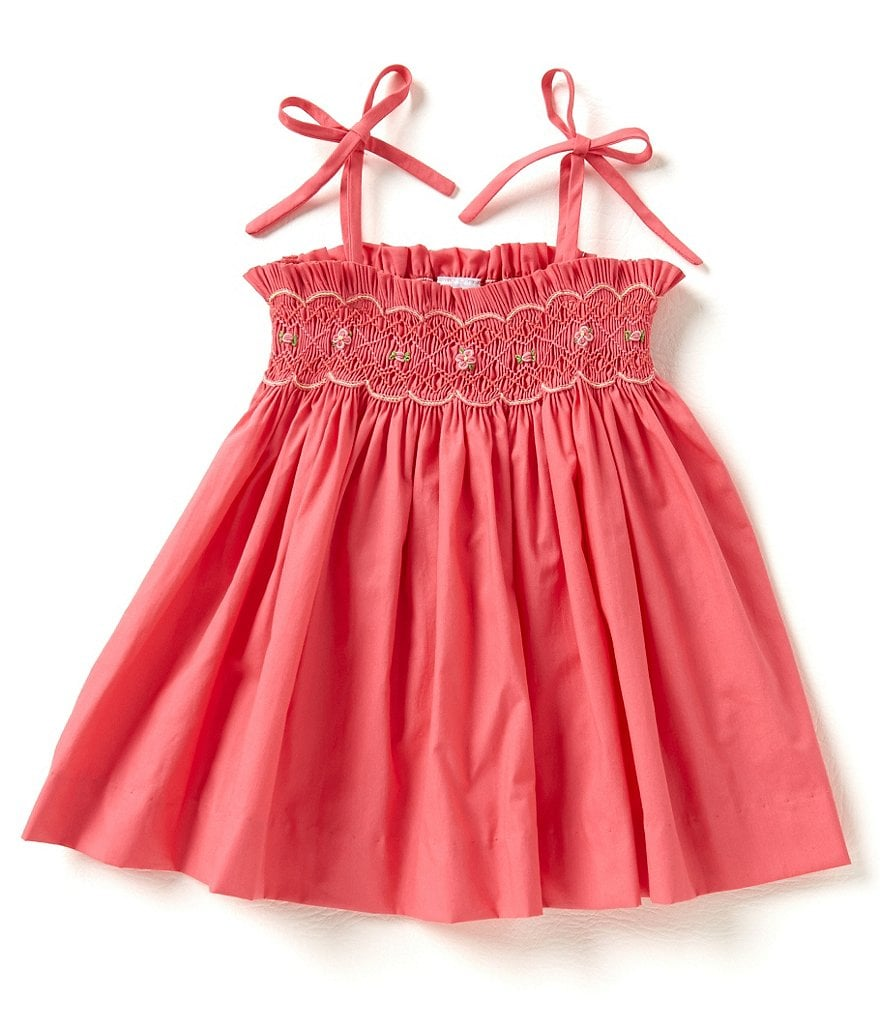 Edgehill Collection Baby G 3-24 Months Smocked Dress