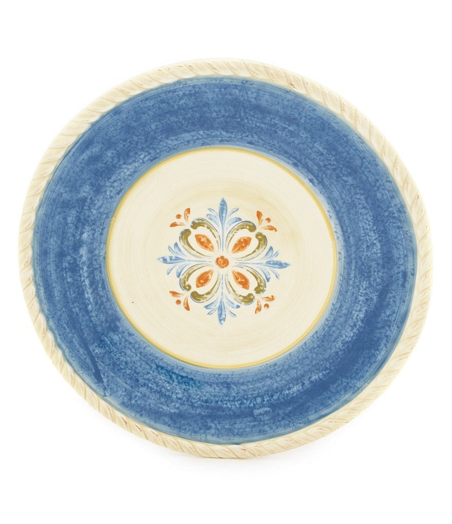 Artimino Sienna Tuscan Ironstone Accent Salad Plate