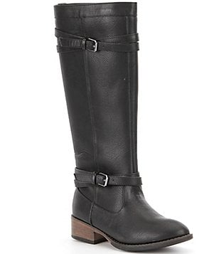 Kenneth Cole Reaction Girls´ Downtown Strap Tall Boots