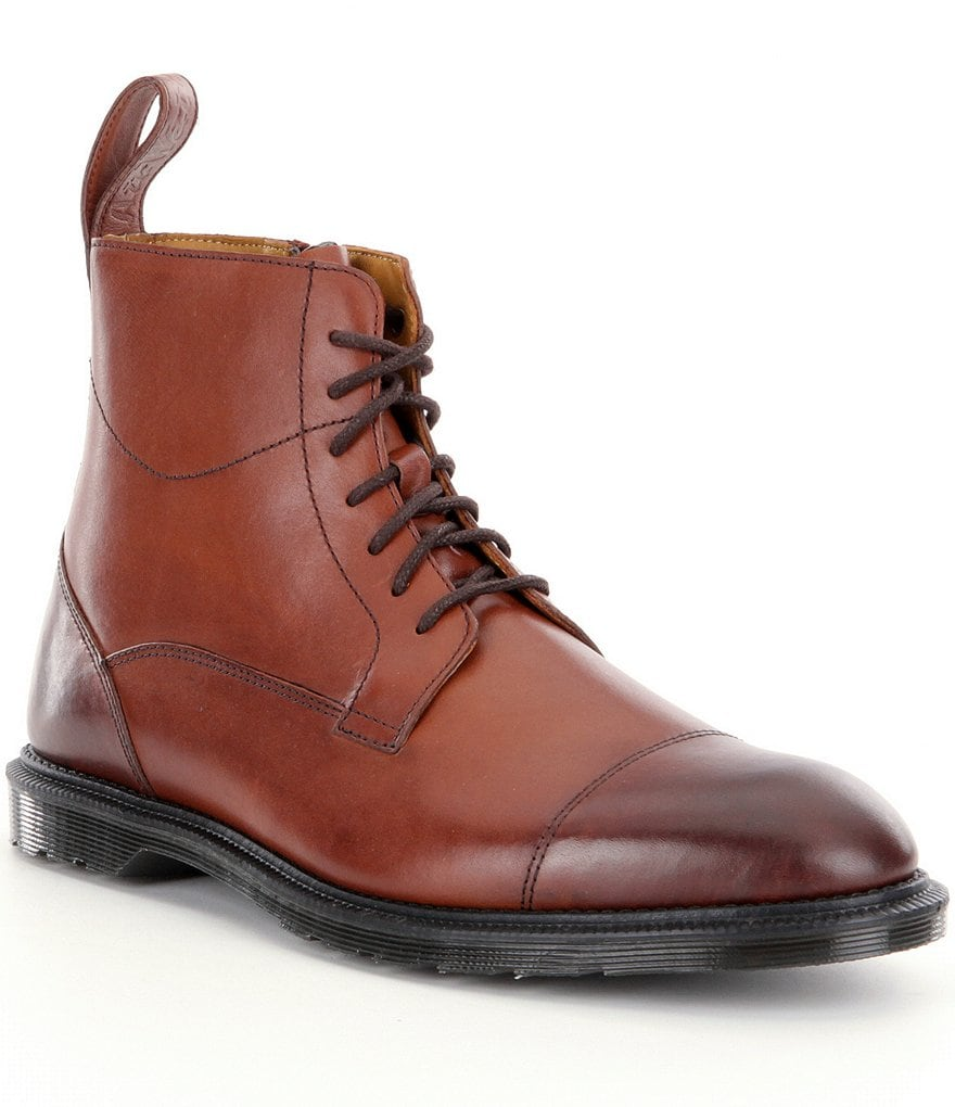 Dr. Martens Men´s Winchester 7 Eye Side Zip Boots
