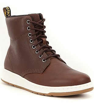 Dr. Martens Men´s Rigal 8 Eye Lace Up Boots
