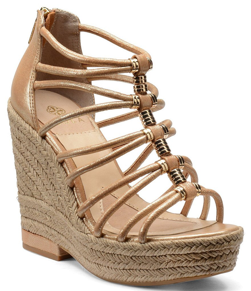 Isola Yara Wedge Sandals