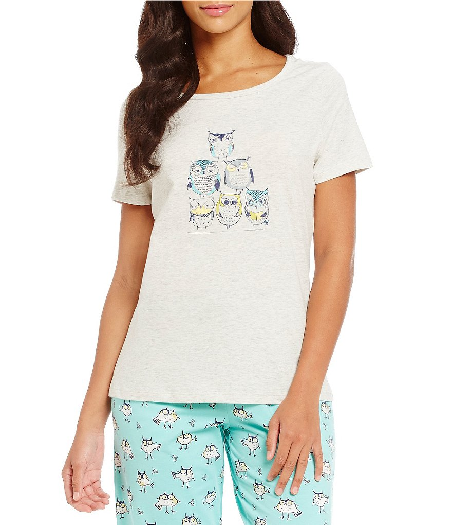 Sleep Sense Funny Owls Sleep Top