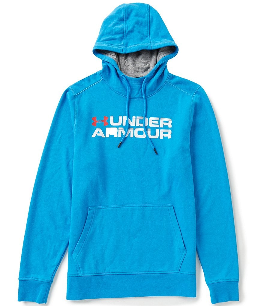 Under Armour Tri-Blend Wordmark Hoodie