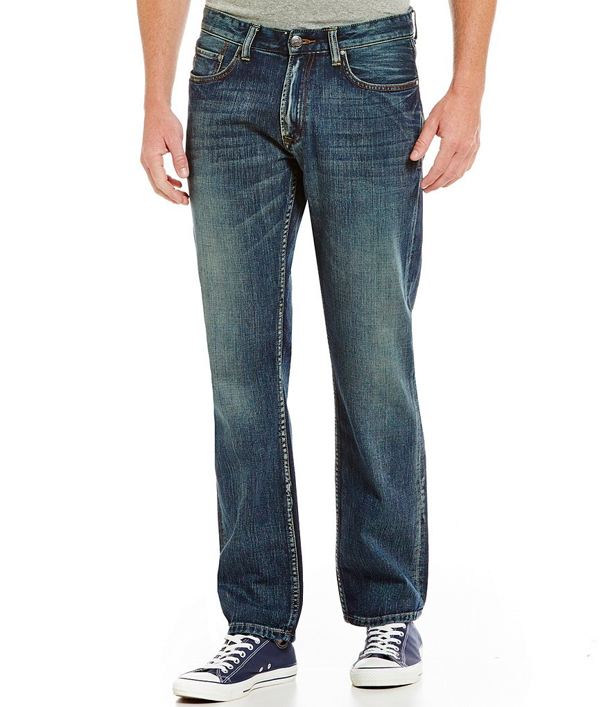 Flag & Anthem Erie Straight Leg Jeans