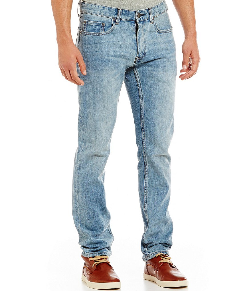 Flag & Anthem Brattleboro 5-Pocket Slim-Fit Jeans