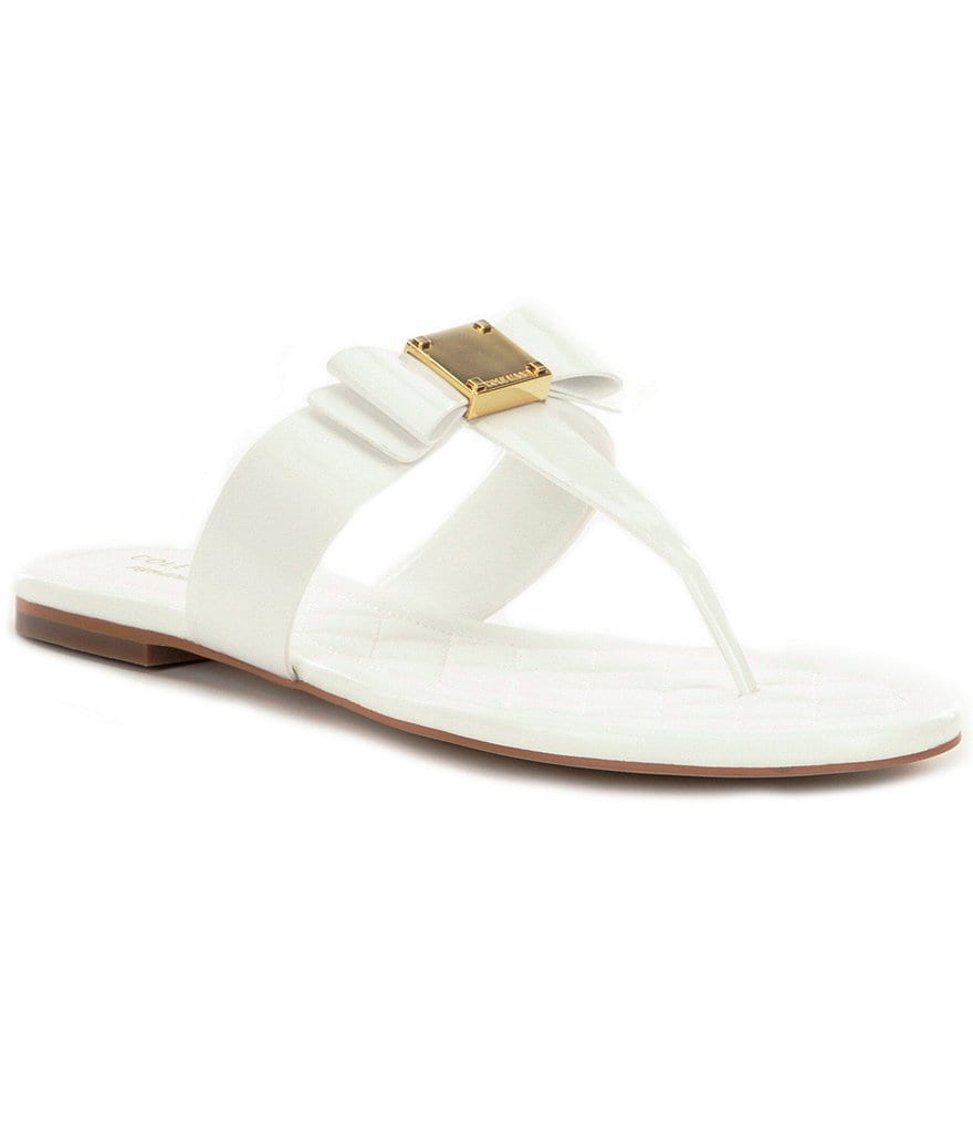 Cole Haan Tali Grand Bow Sandals