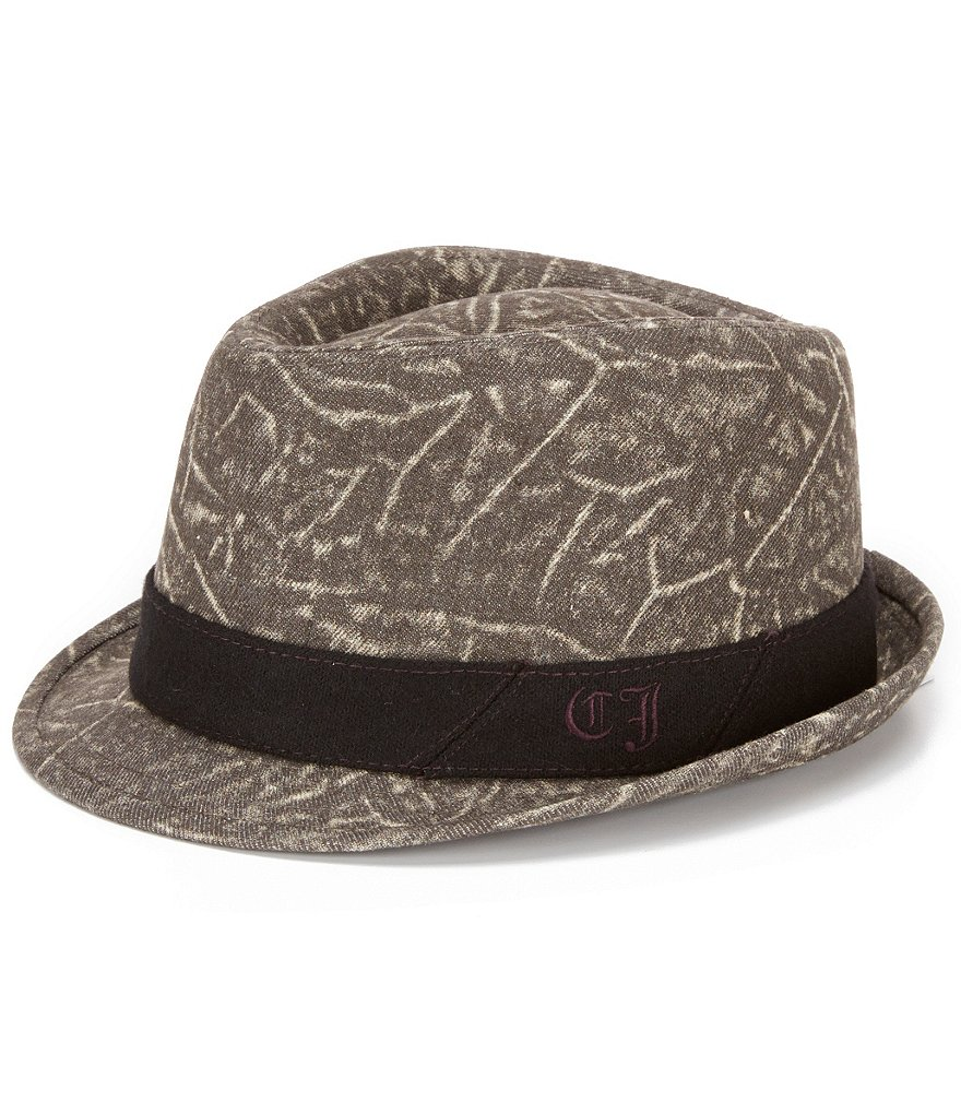 Cremieux Jeans Distressed Fedora