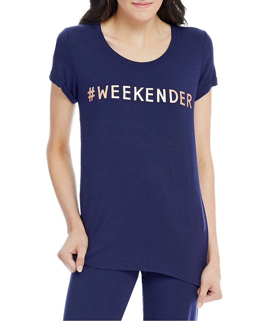 Jasmine & Ginger #Weekender Sleep Top
