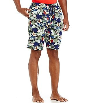 Tommy Bahama Woven Tropical Breeze Printed Pajama Shorts