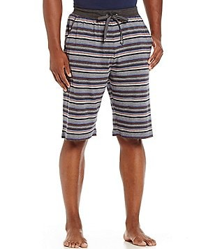 Tommy Bahama Knit Striped Pajama Shorts