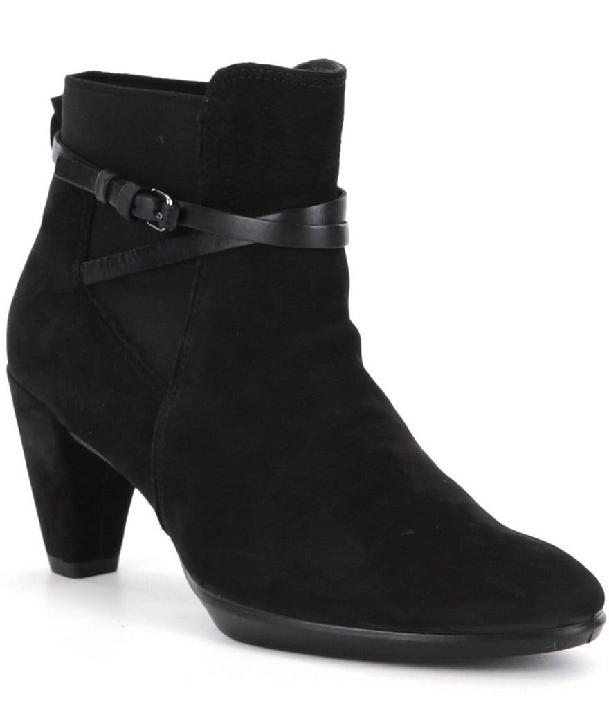 ECCO Shape 55 Plateau Booties