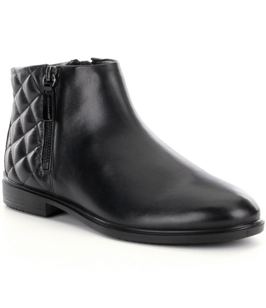 ECCO Touch 15 Quilted Booties