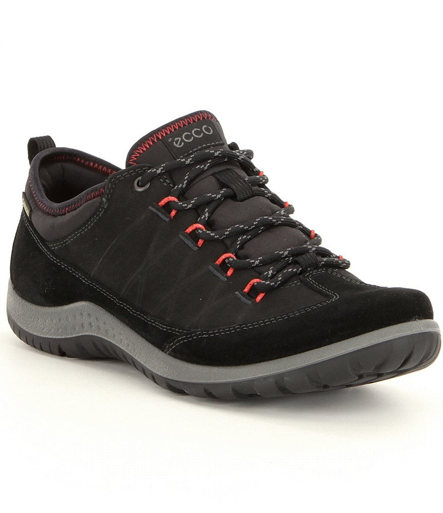 ECCO Aspina Lox GTX Waterproof Walking Shoes