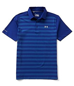 Under Armour Golf Coldblack Tempo Polo Shirt