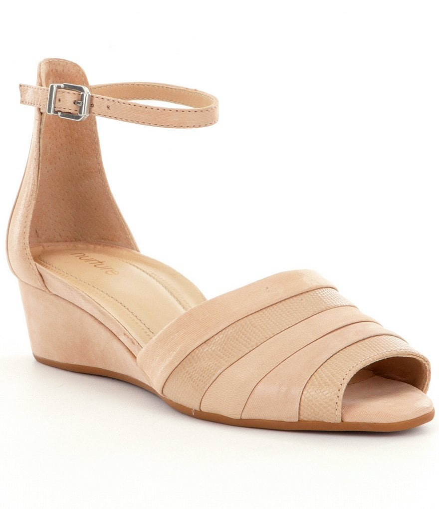 Nurture Madoline Wedge Sandals