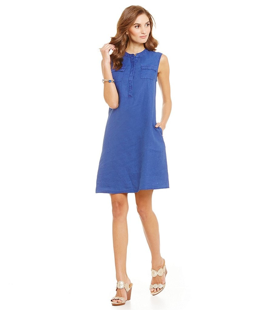 J.McLaughlin Marlowe Sleeveless Dress