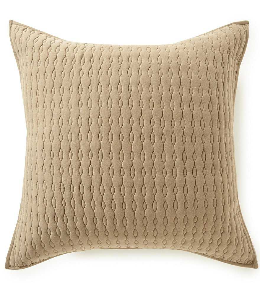 Moderne by Noble Excellence Nova Quilted Euro Sham