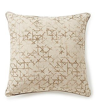 Moderne by Noble Excellence Kendrix Linen & Cotton Pillow