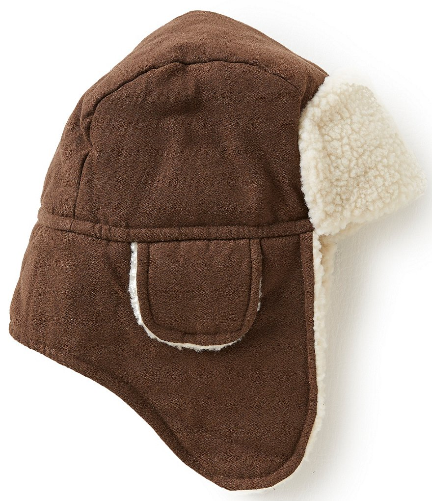 Class Club Faux-Suede Trapper Hat