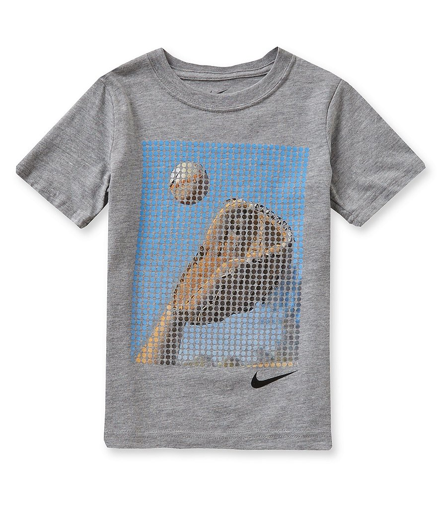 Nike Little Boys 4-7 Sport Dots Short-Sleeve Graphic Tee