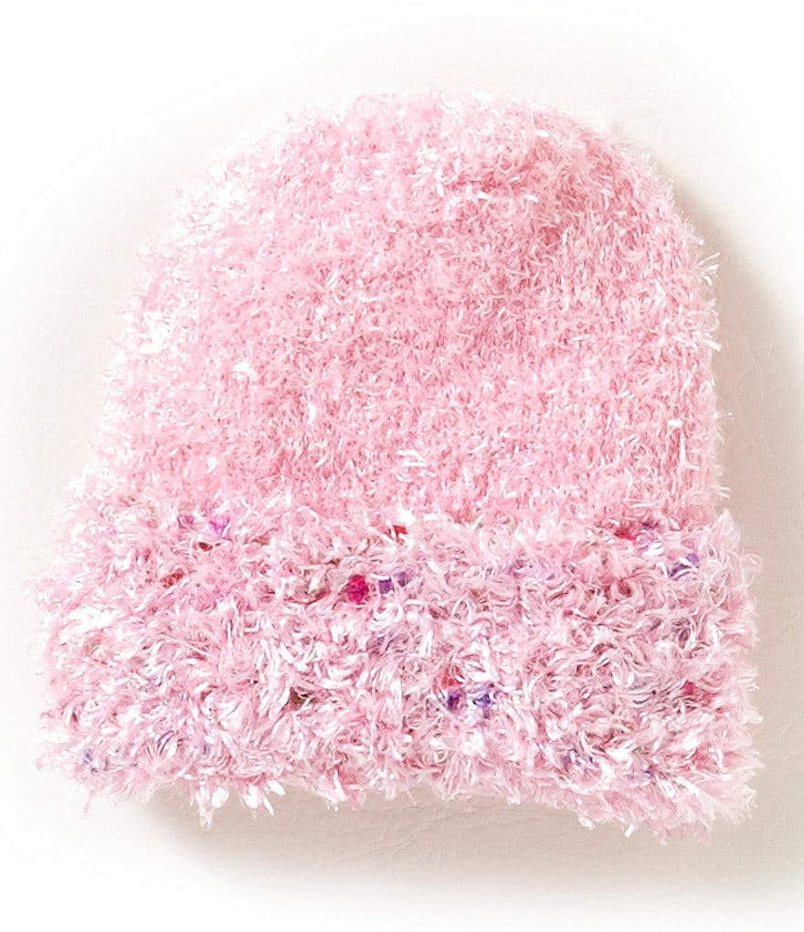 Copper Key Girls Feather Hat