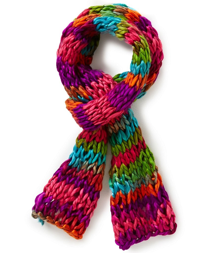 Copper Key Girls Ombre Scarf