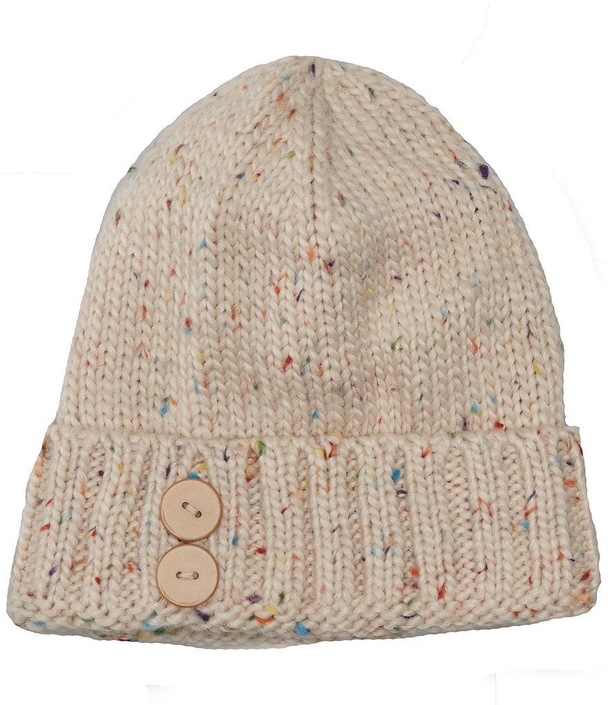 Copper Key Girls Speckled Hat