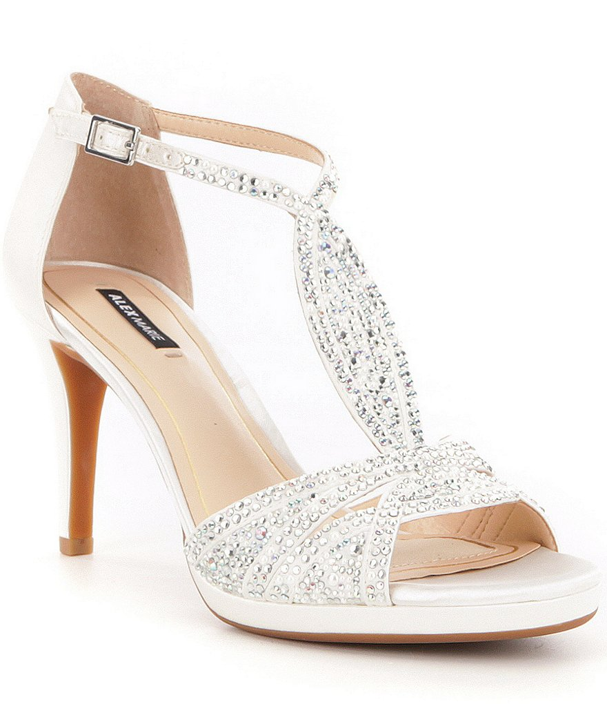 Bridal Shoes Jb: Alex Marie Seline Dress Sandals