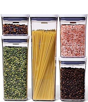 OXO Good Grips Pop 5-Piece Storage Container Set