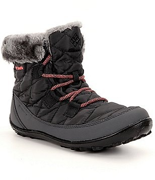 Columbia Girls´ Minx Shorty Waterproof Cold Weather Boots