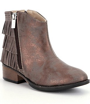 Kenneth Cole Reaction Girls´ Downtown Girl Fringe Boots