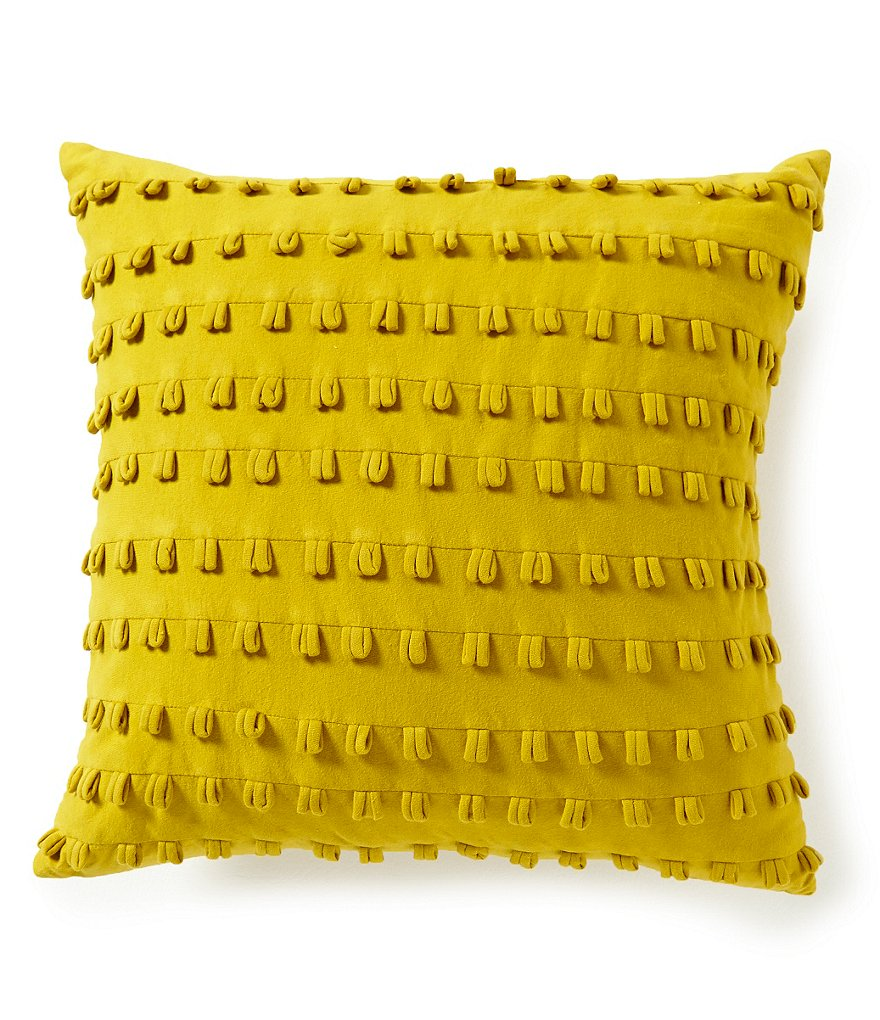 Moderne by Noble Excellence Tag Square Pillow