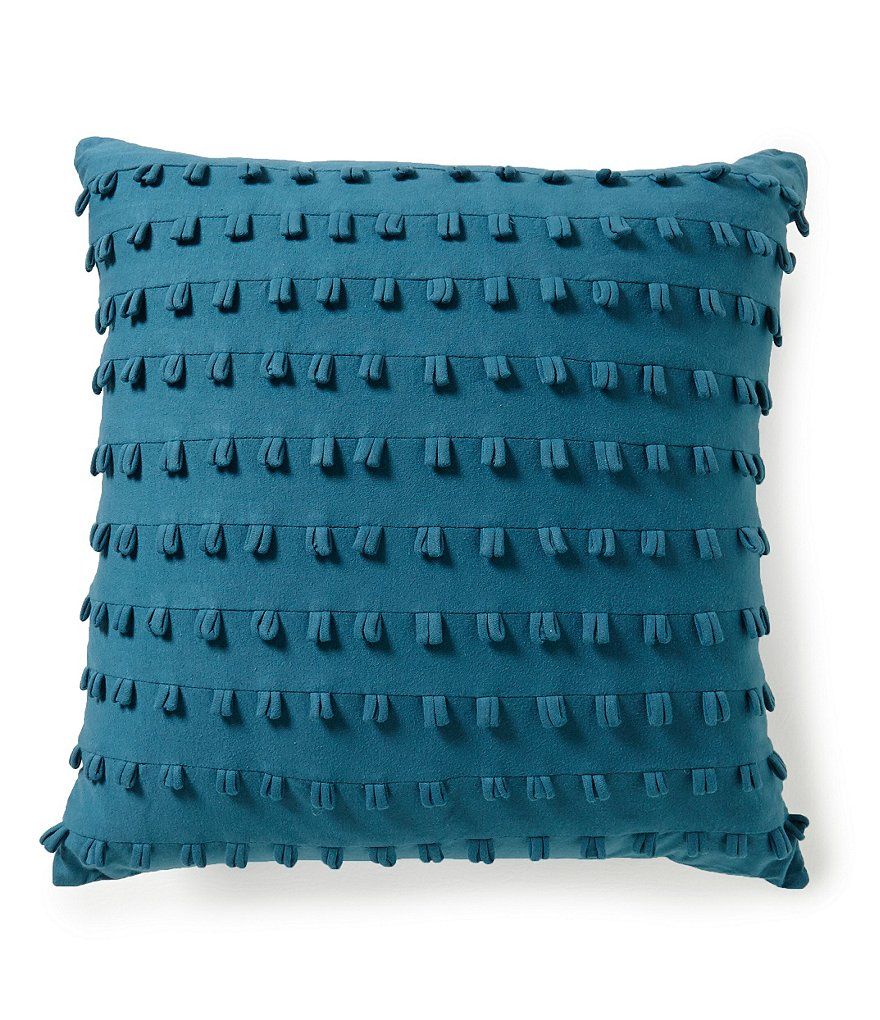 Moderne by Noble Excellence Orion Embroidered Square Pillow