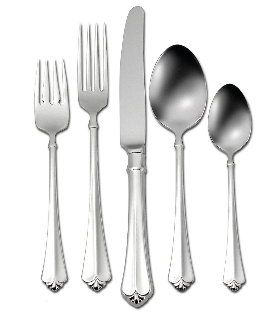 Oneida Juilliard 45-Piece Flatware Set