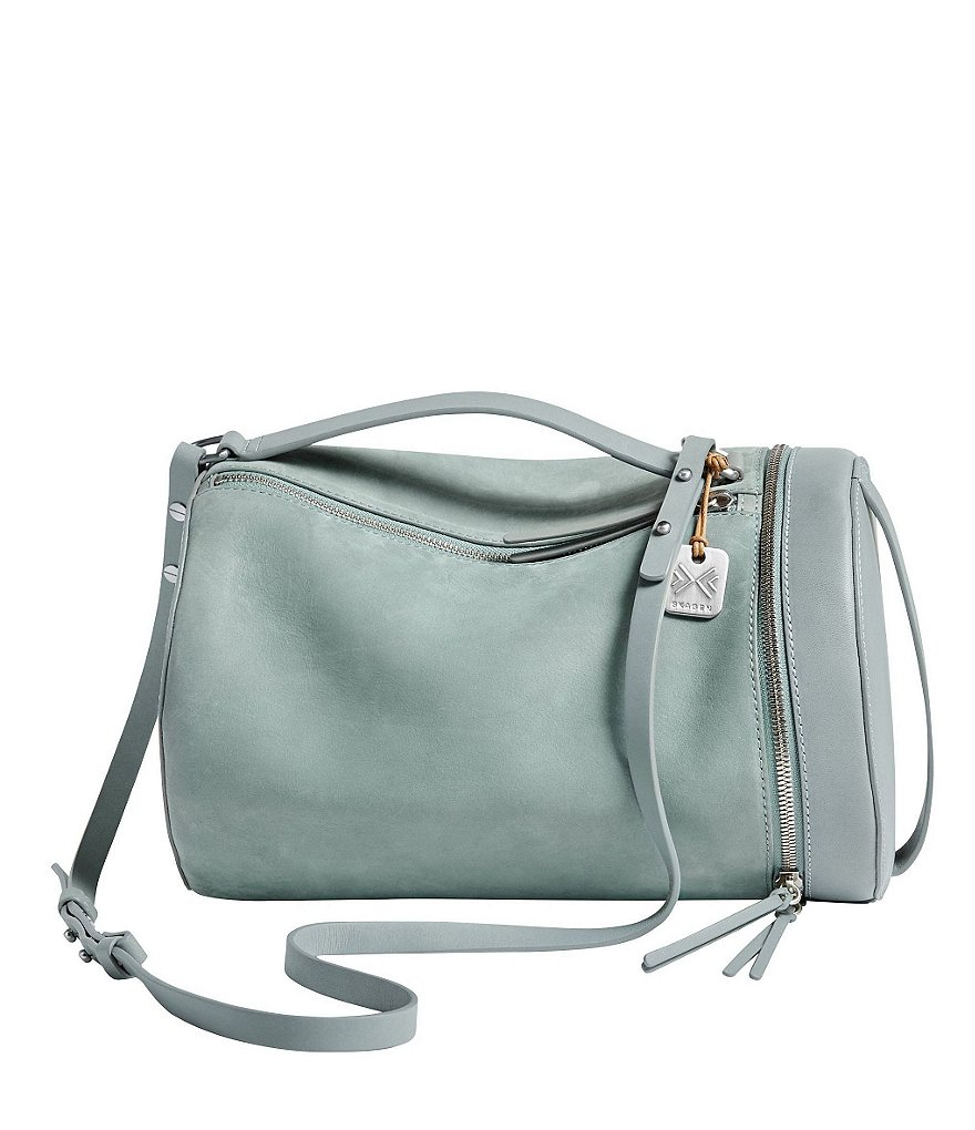 Skagen Trisse Top Handle Barrel Satchel